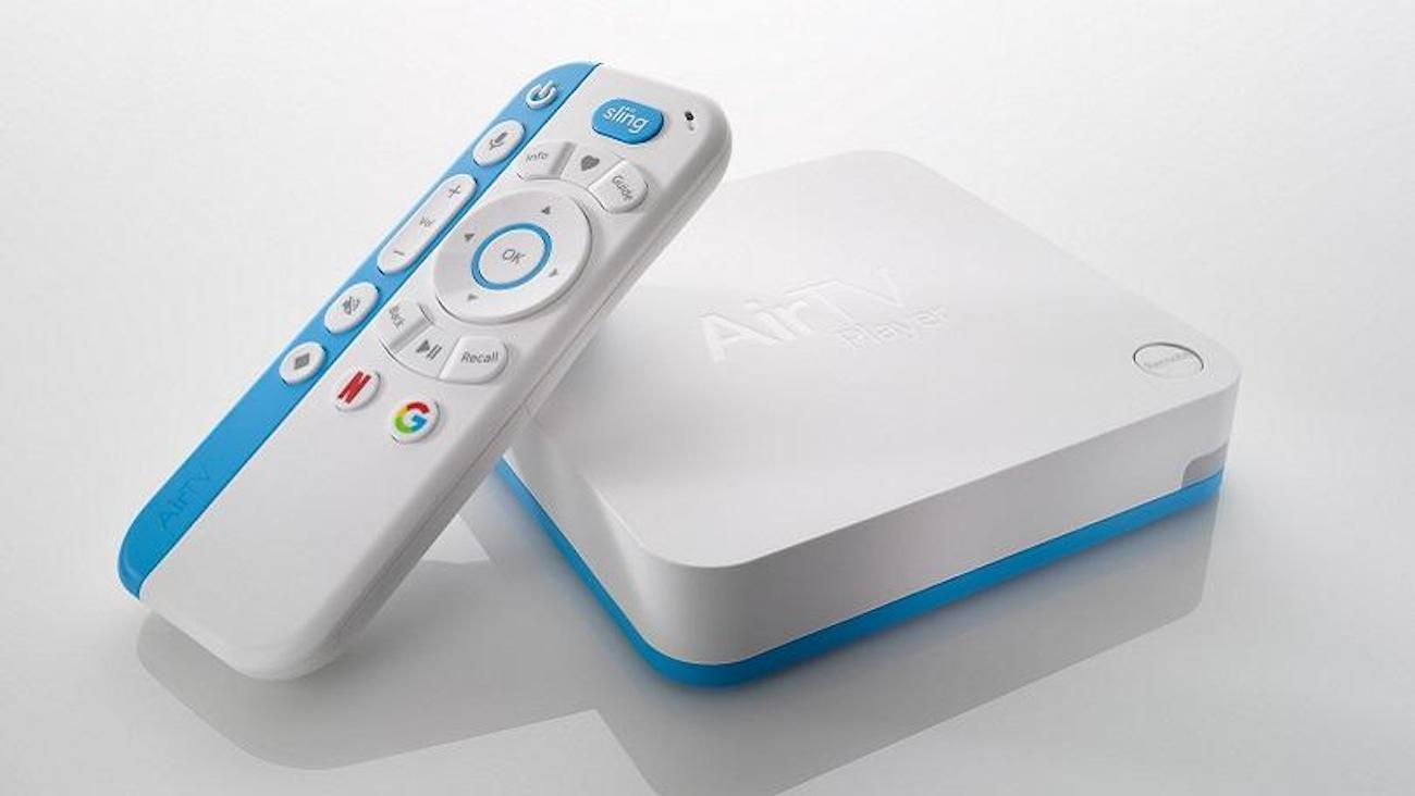 AirTV Streaming Media Hub
