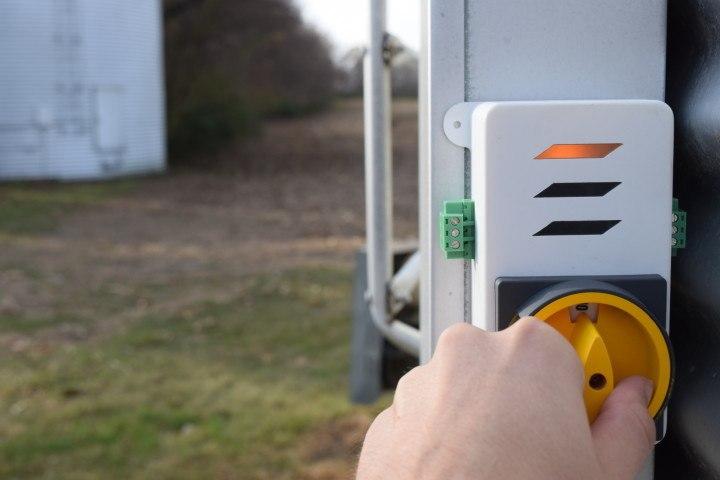 Amber Agriculture Sensor