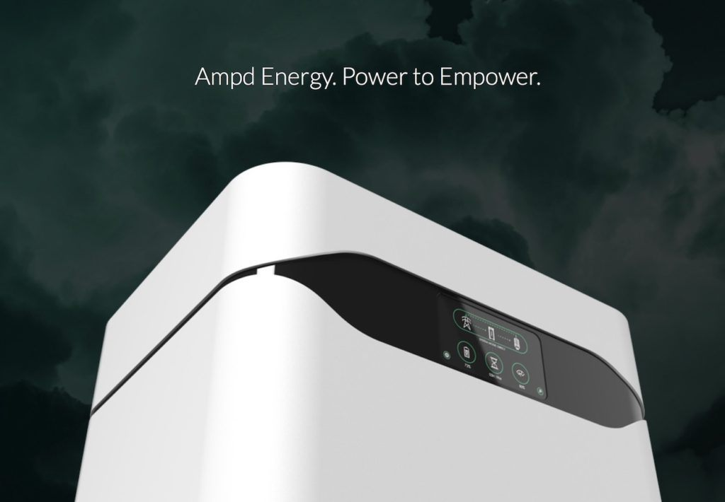 Ampd Silo Back Up Power Supply