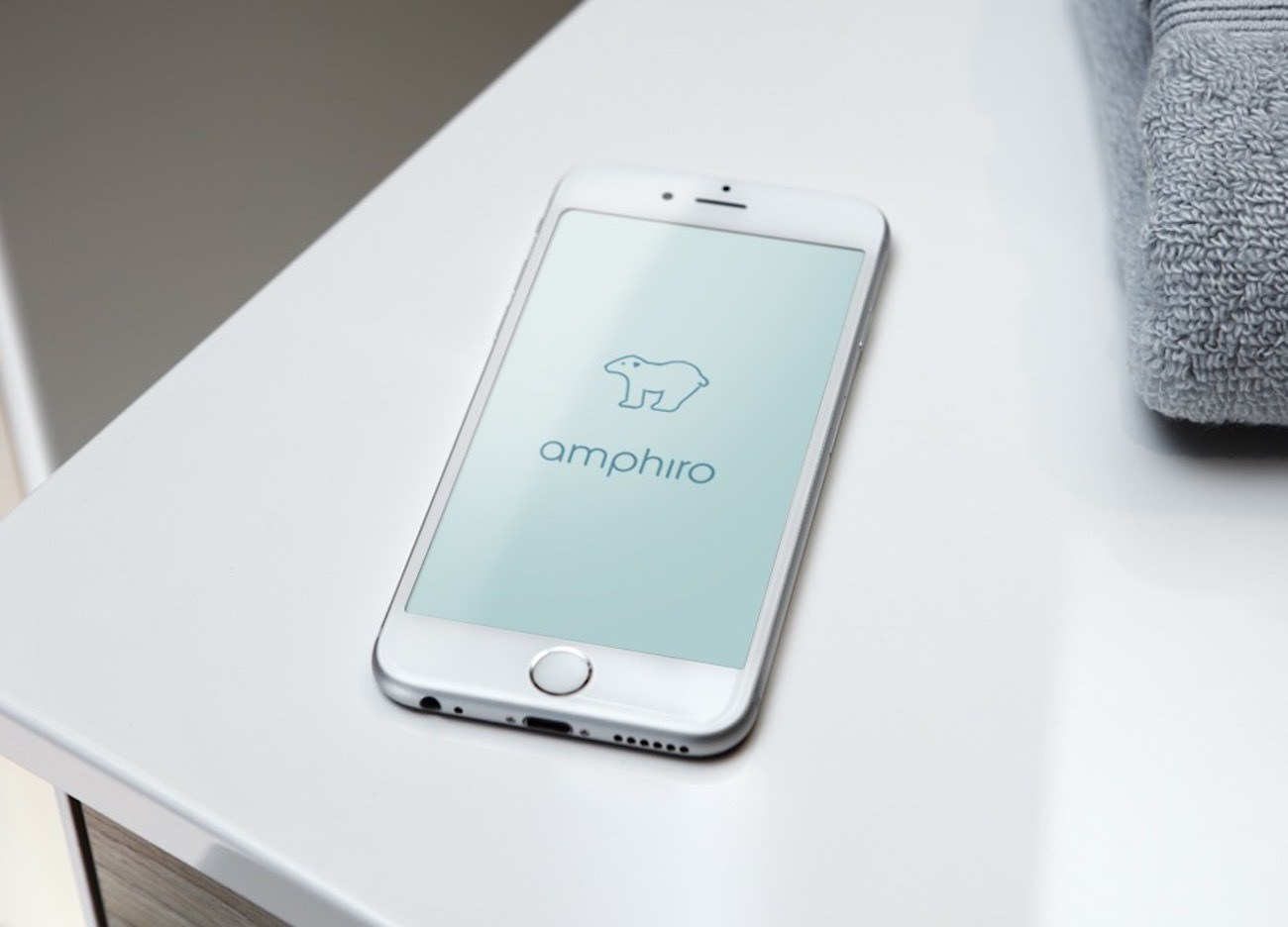 Amphrio A1 Smart Shower Meter