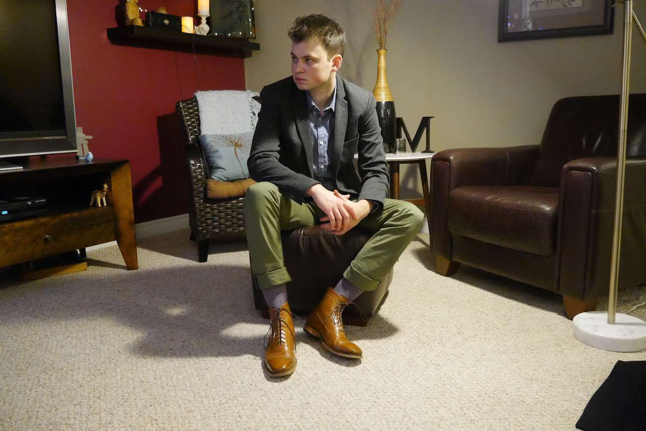 Apis Handmade Leather Boots