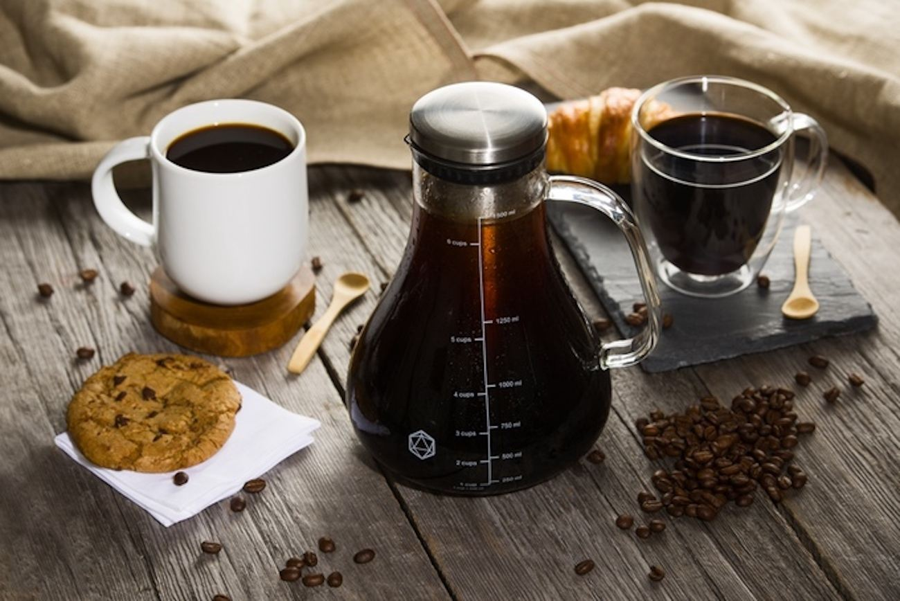 Arctic Cold Brew Coffee System