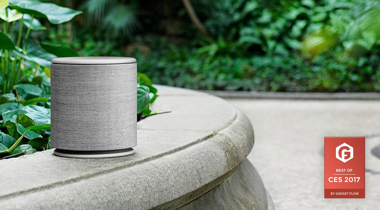 Beoplay M5 Speaker CES 2017 Award