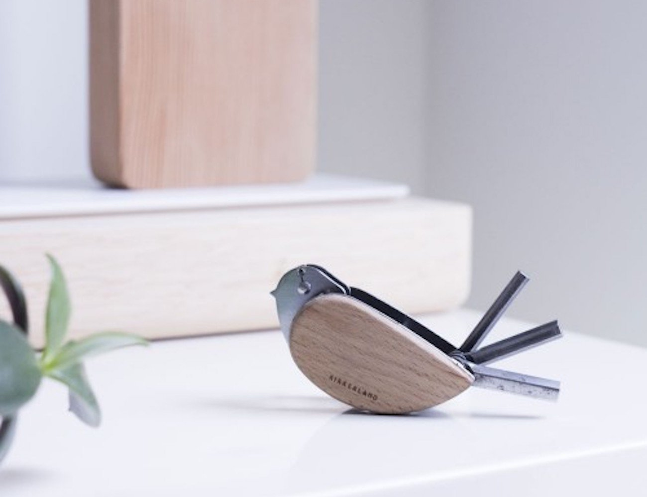Wood Bird Bike Multi Tool