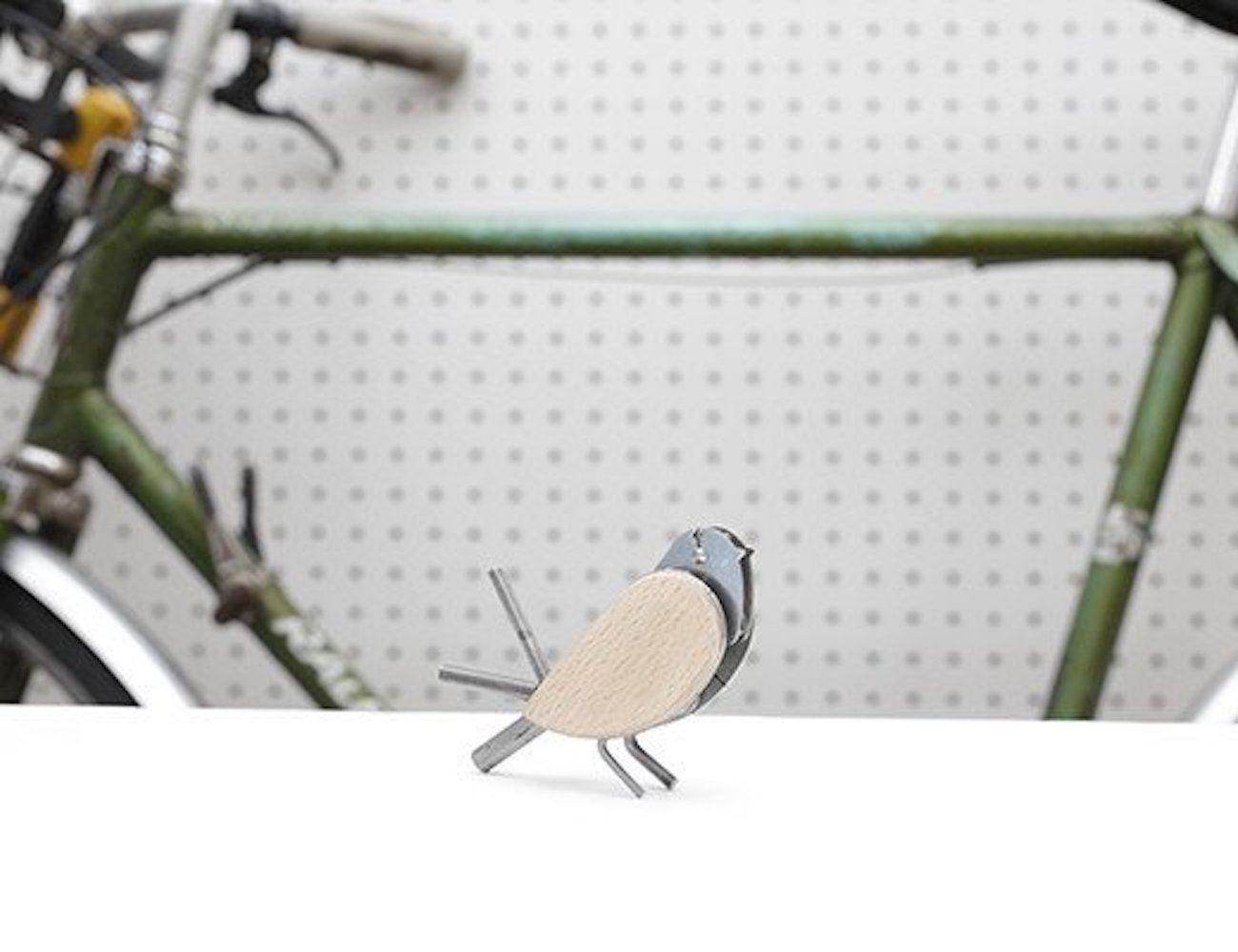 Wood Bird Bike Multi Tool