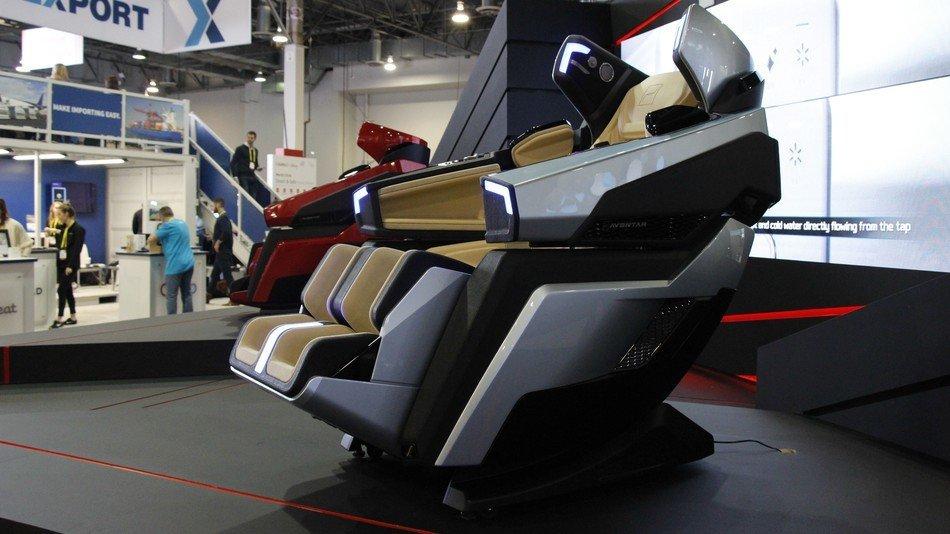 Bodyfriend Futuristic Massage Chair