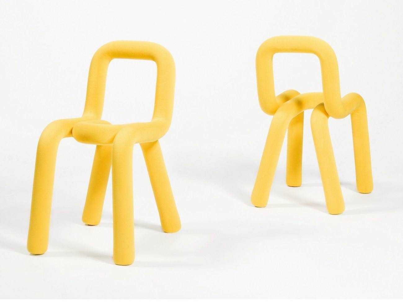 Bold Tubular Chair by Big-Game