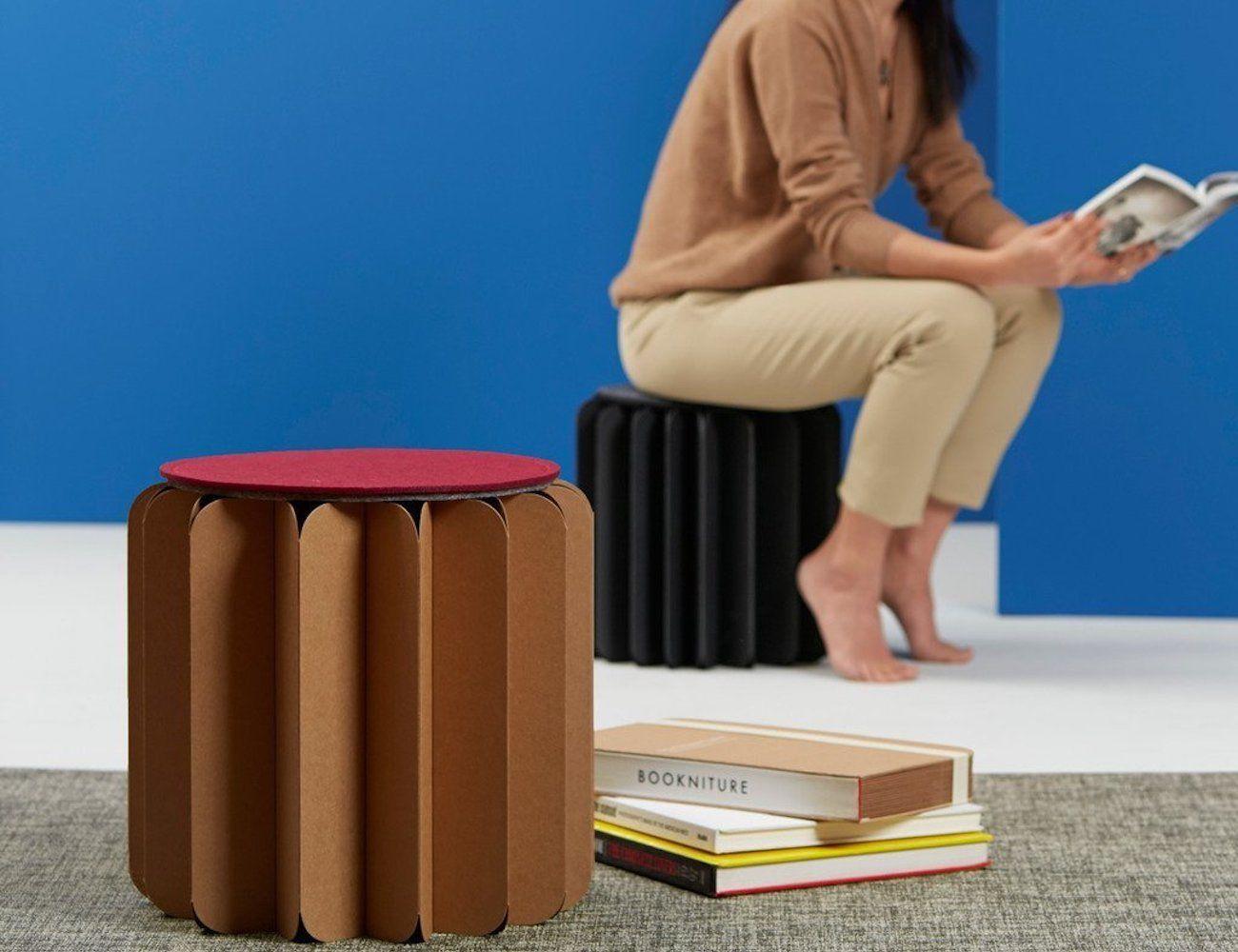 Bookniture+Origami+Furniture