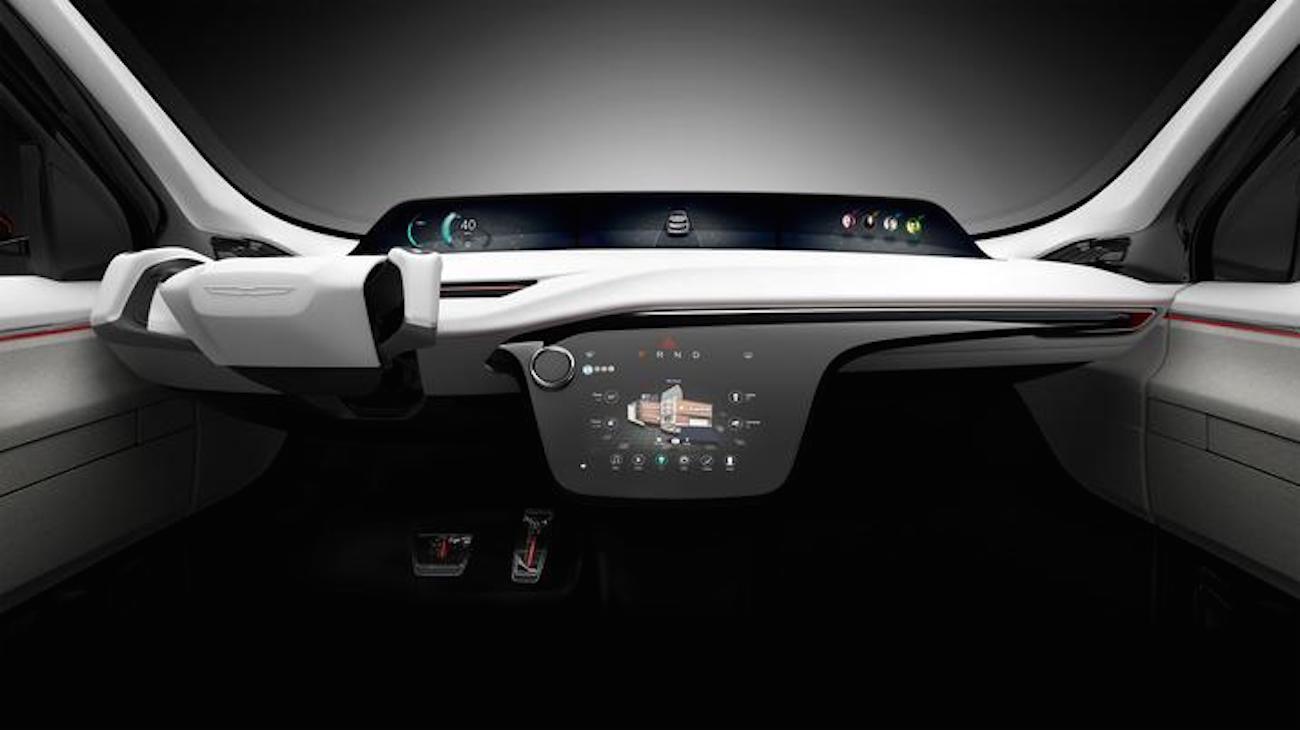 automotive tech CES 2017