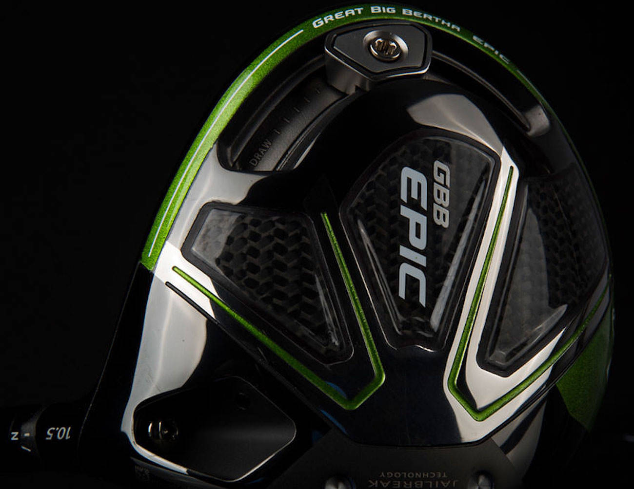 Callaway Epic Driver Golf Club 187 Gadget Flow