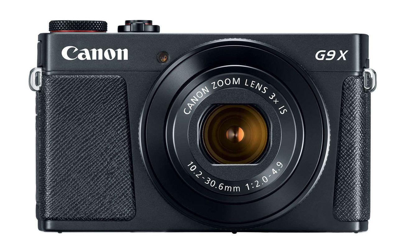 Canon PowerShot G9 X Mark II Advanced Camera