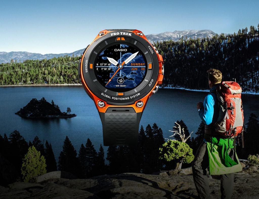 Sports smartwatch
