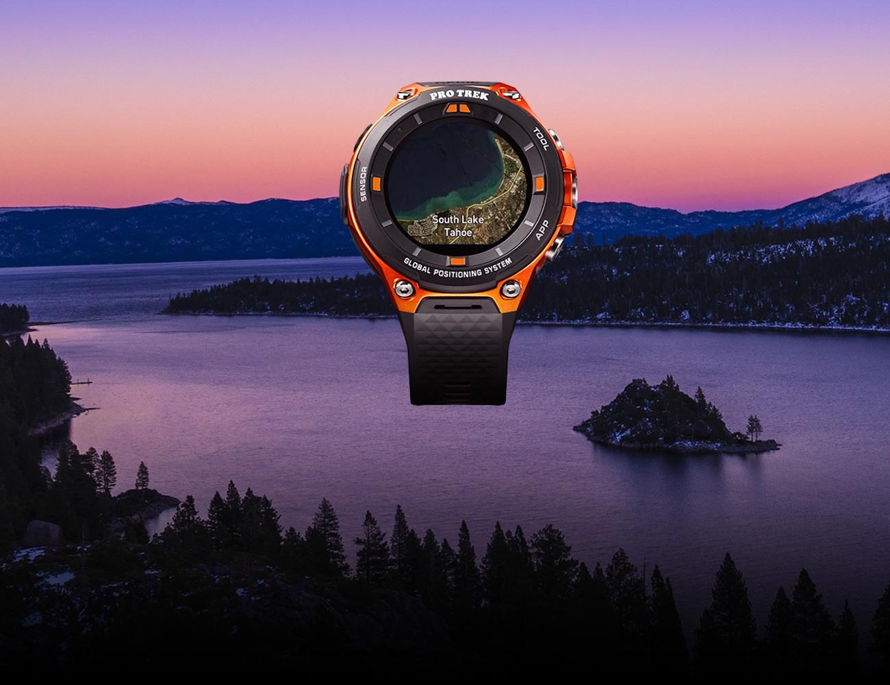 Casio Smart Outdoor Watch