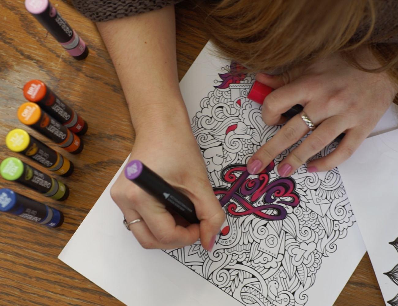 Chameleon Pens Color Tops