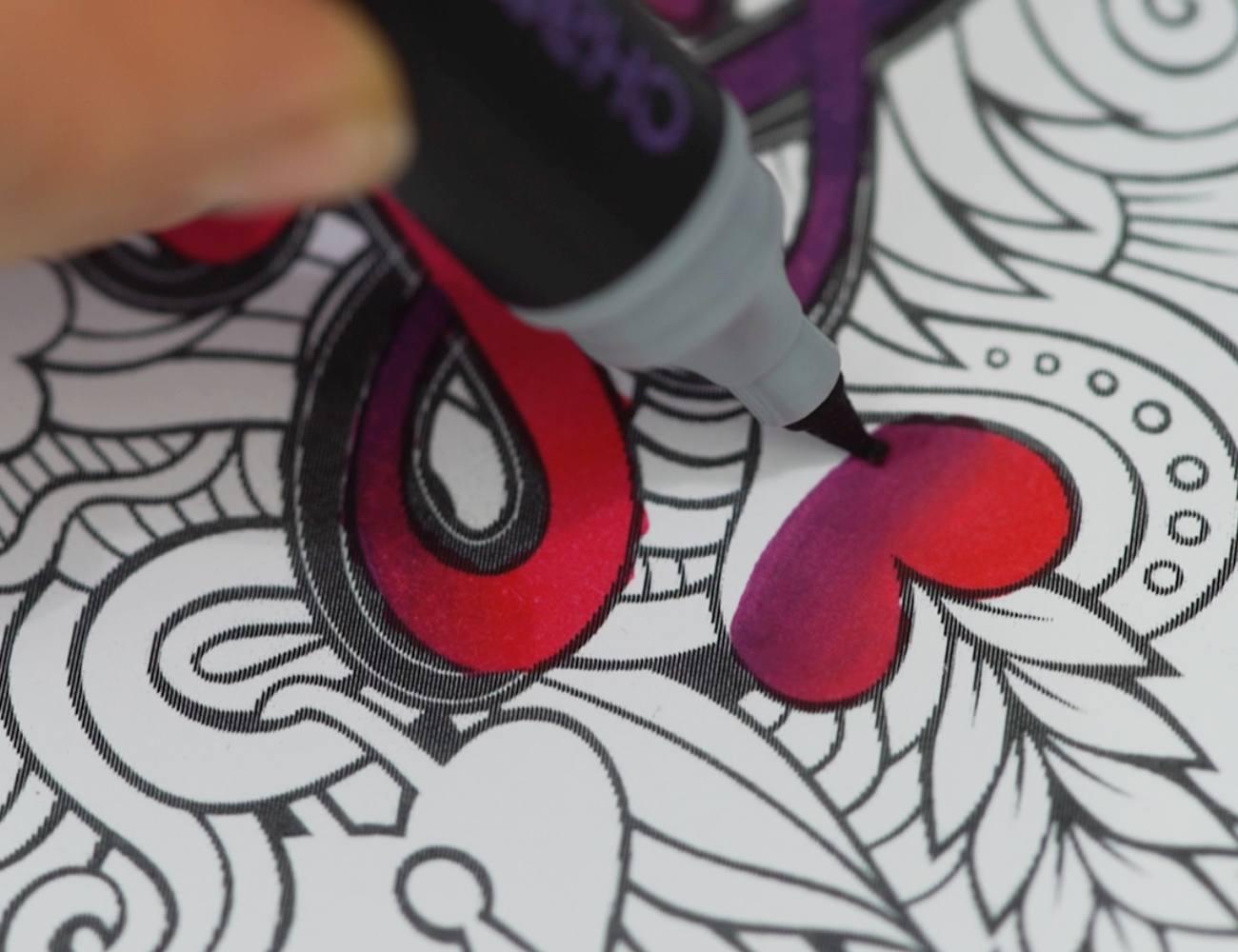 Chameleon Pens Color Tops Make Color Blending Seamless!