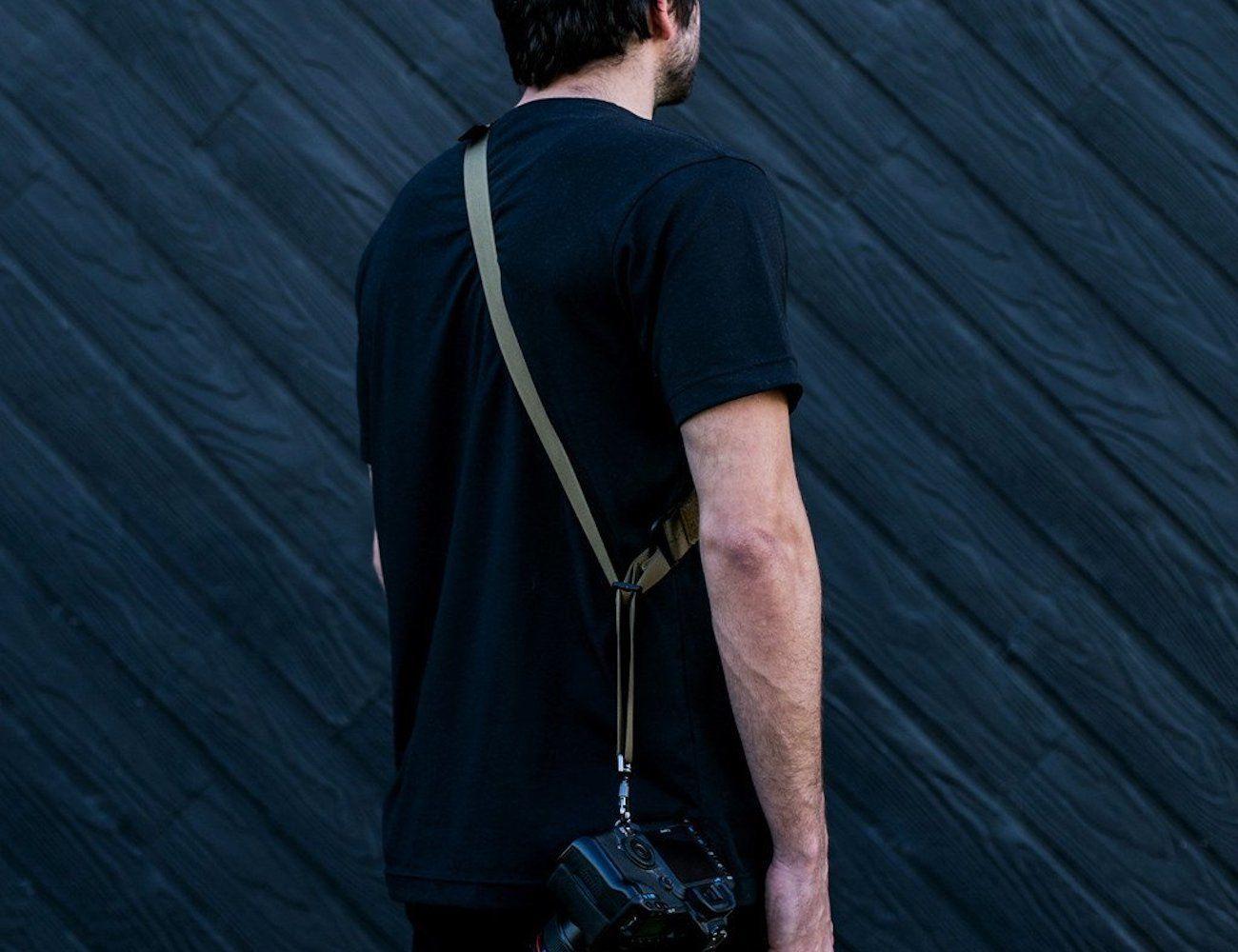 Colfax Camera Sling Strap