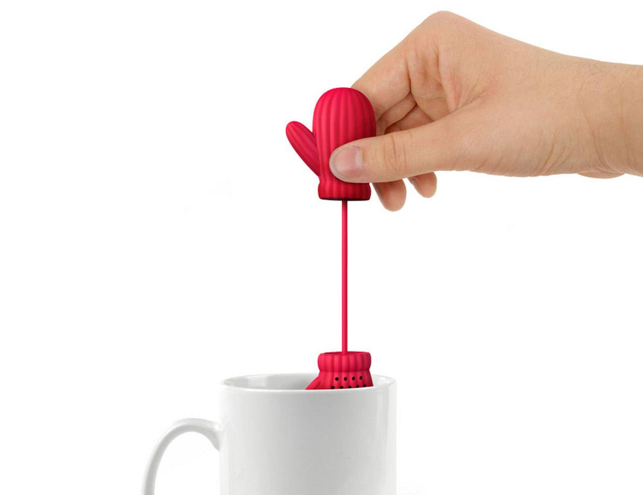 Cozy Cup Cute Tea Infuser