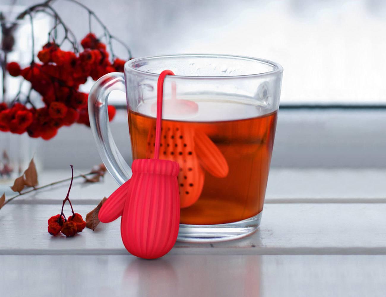 Cozy Cup Cute Tea Infuser