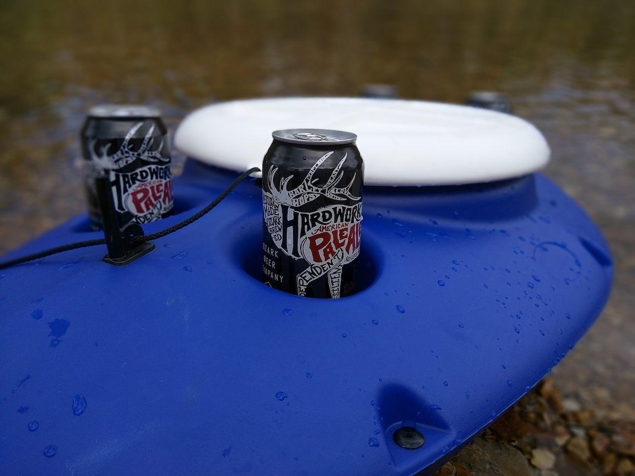 CreekKooler Floating Cooler