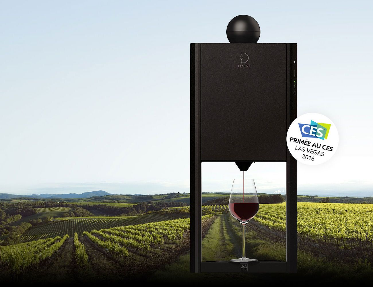 D-Vine Smart Wine Bar