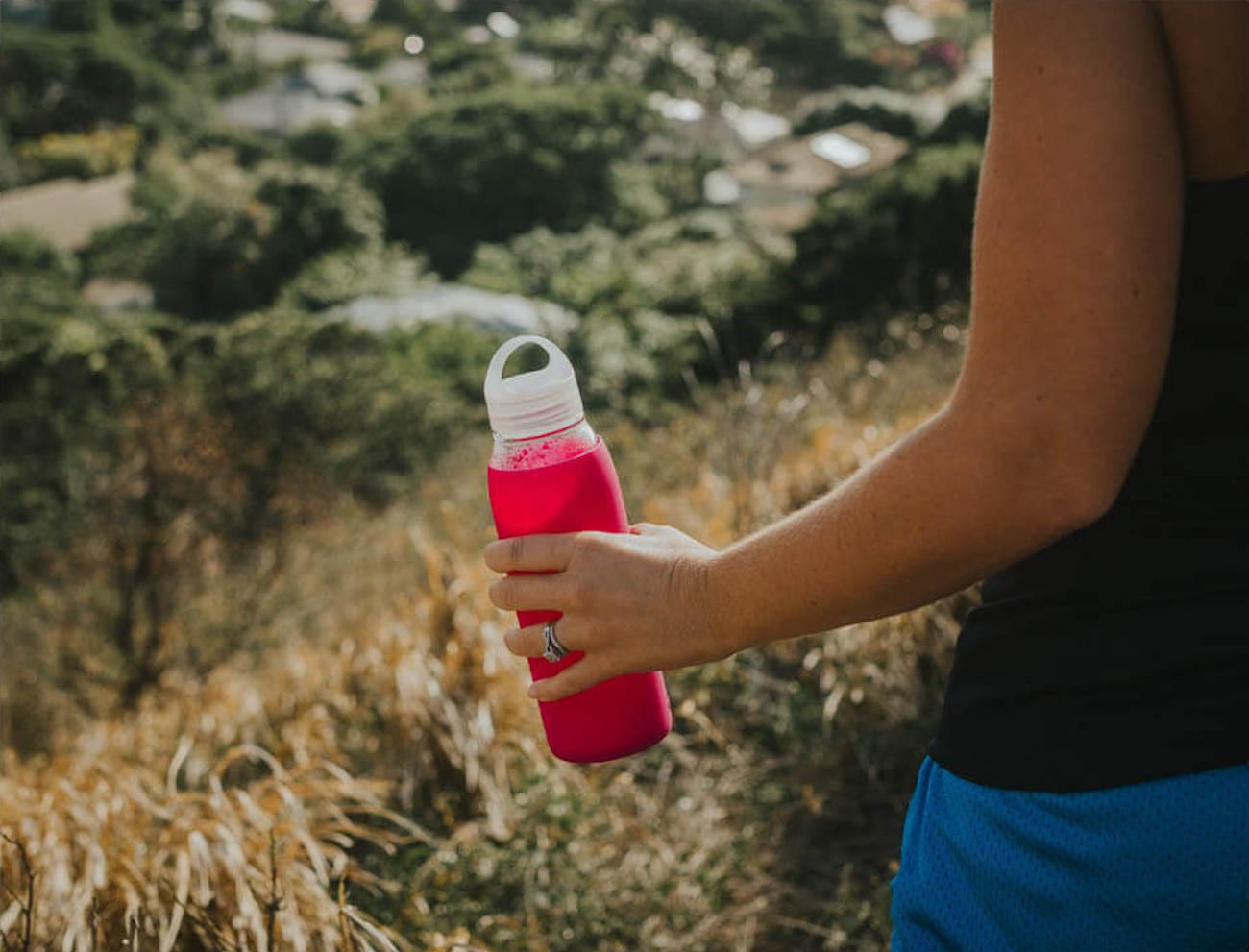 Daniel Glass Reusable Bottle