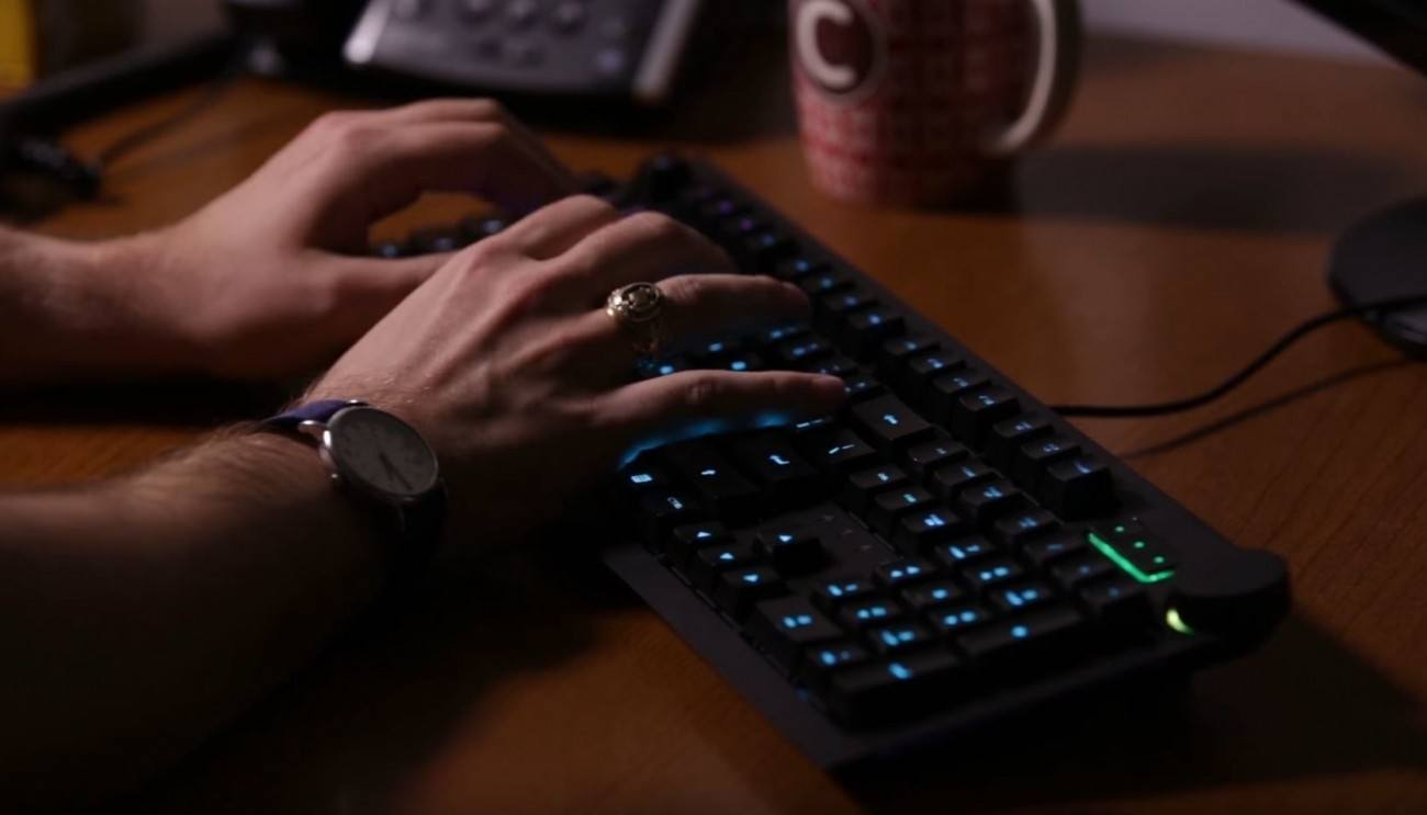 Das 5Q Smart Mechanical Keyboard