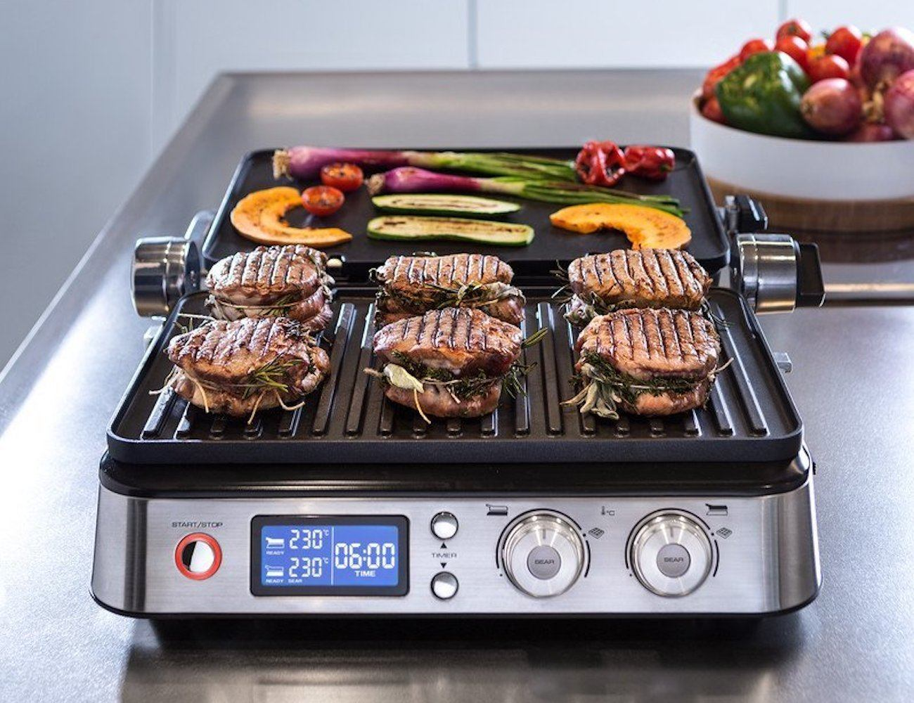DeLonghi Livenza Grill Barbecue Combination