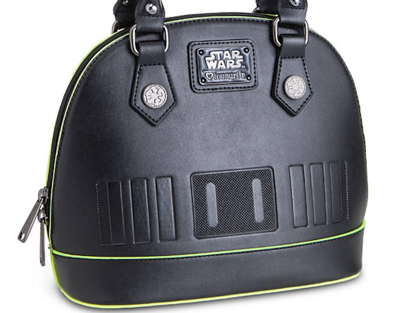 Death Trooper Mini Dome Vegan Leather Bag