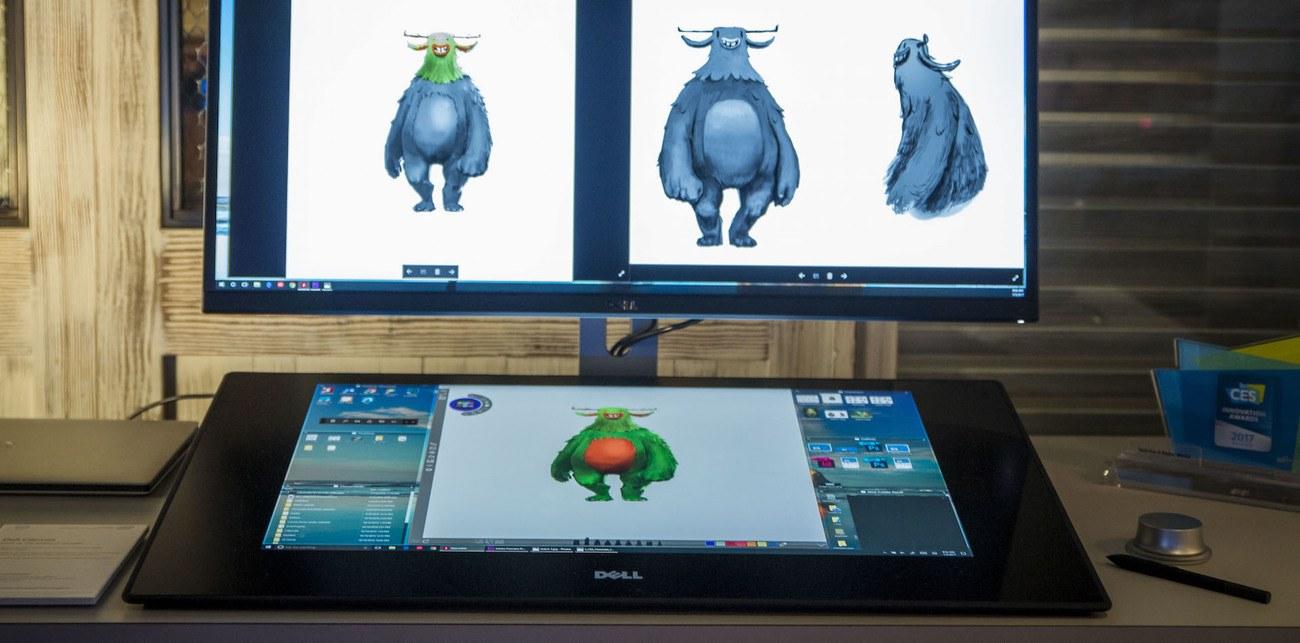 Desktop touchscreen product review