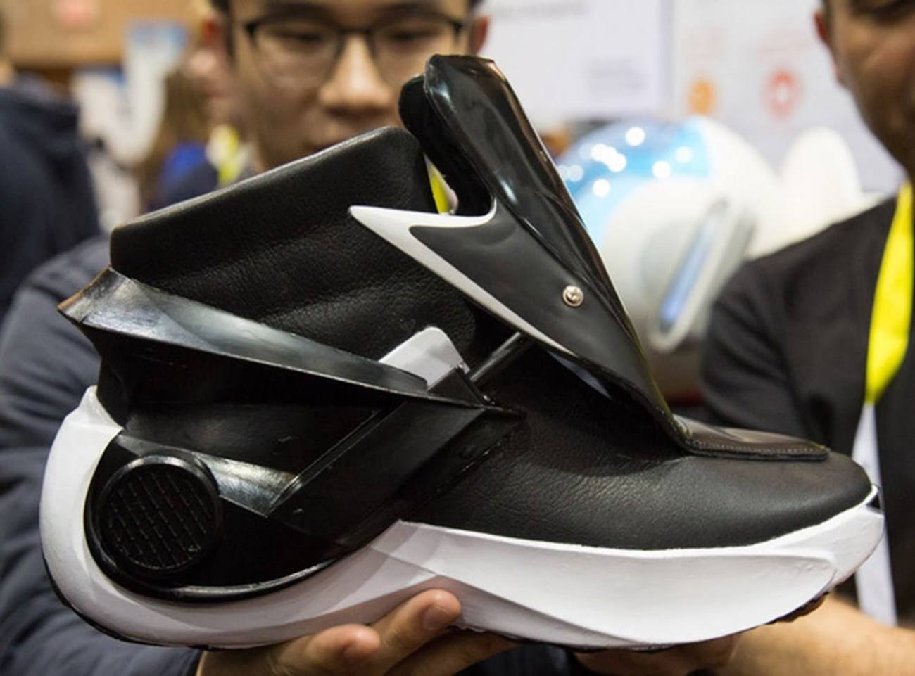 Digitsole Automatic Smart Shoes