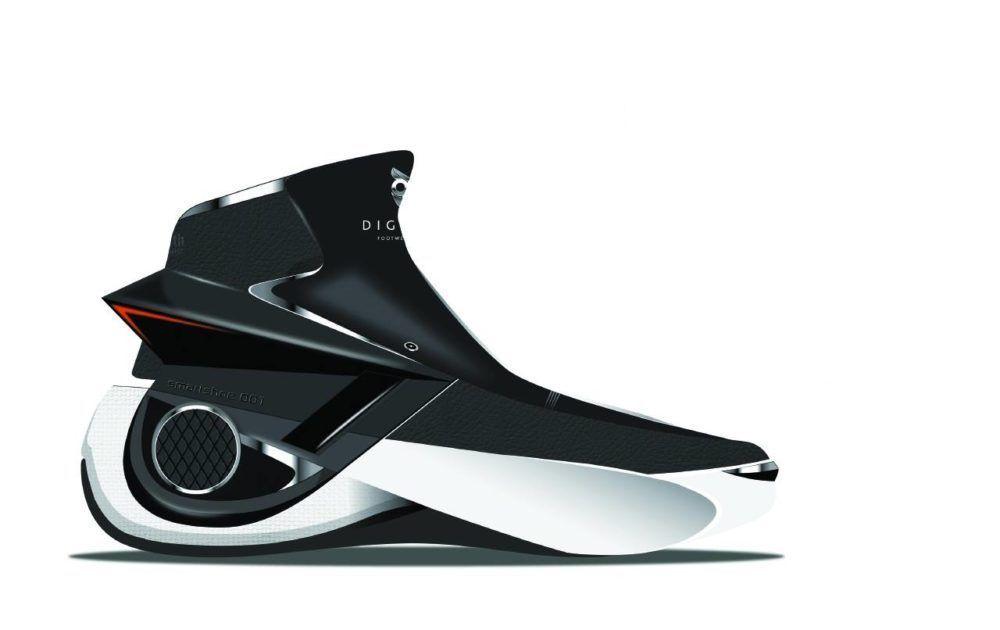 Digitsole Automatic Smart Shoes