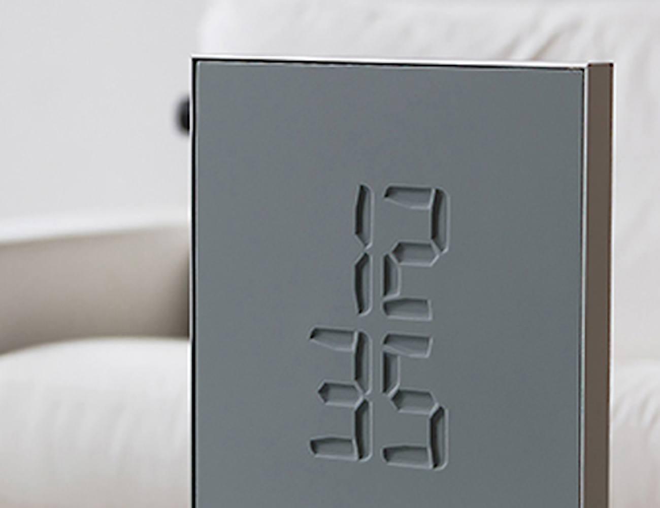 ETCH Clock Transforming Clock