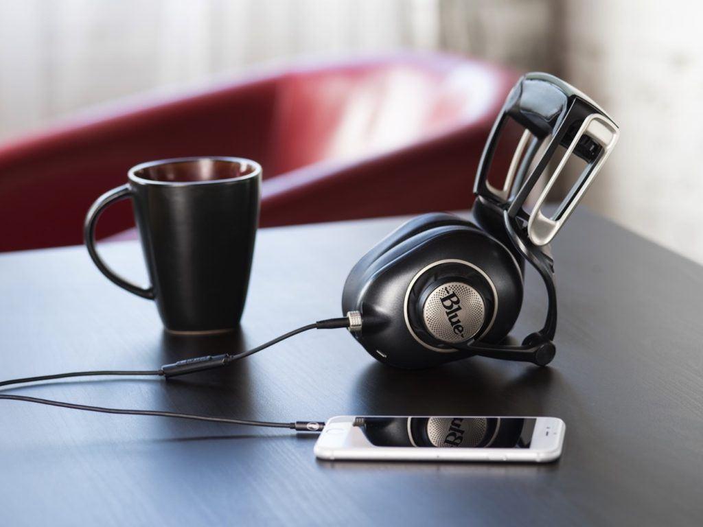 Magnetic Headphones