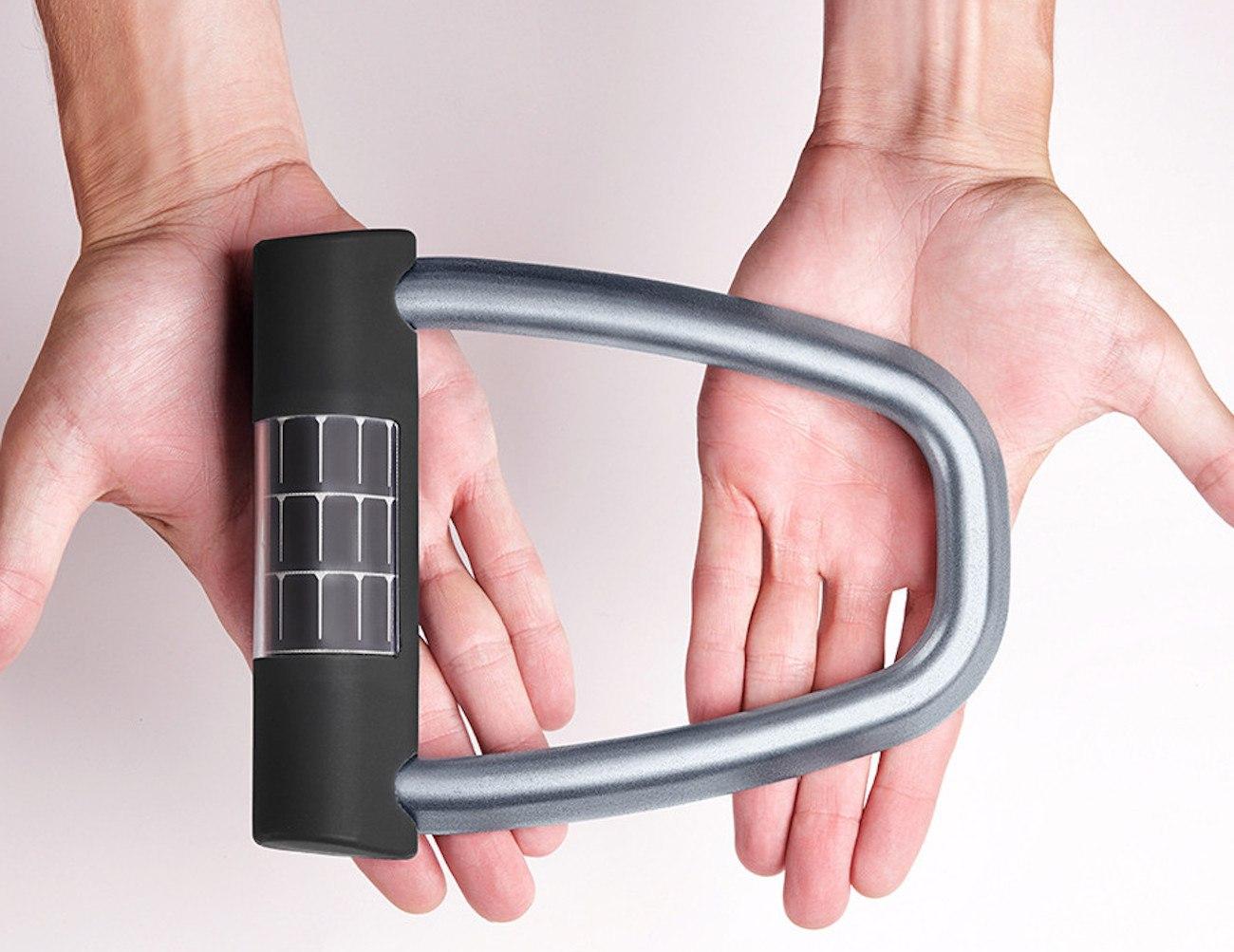 Ellipse Smart Bike Lock