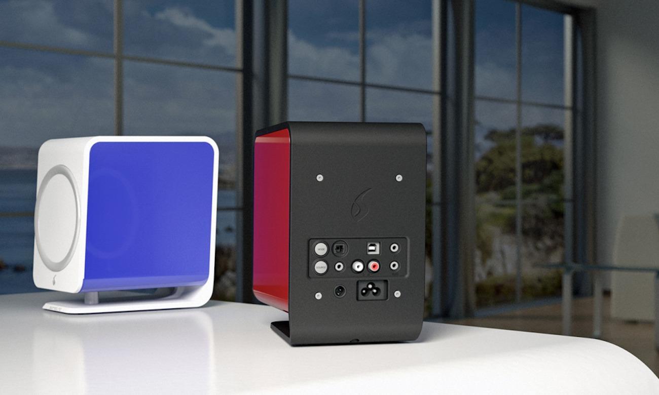 Essence Computer Speaker System