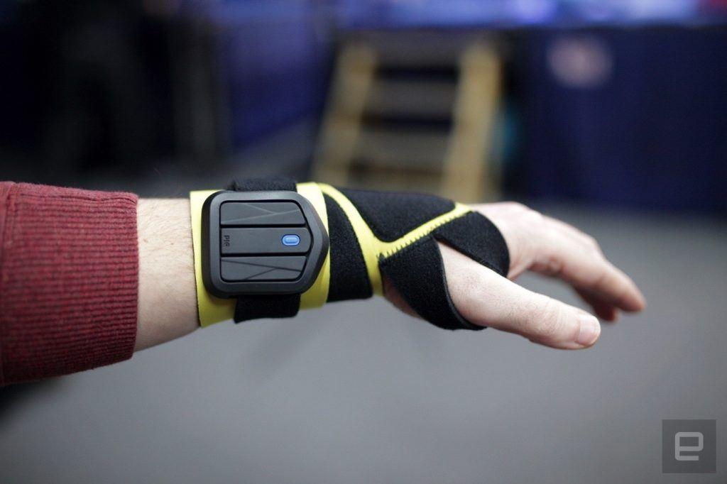 Sport Intelligence Wearable
