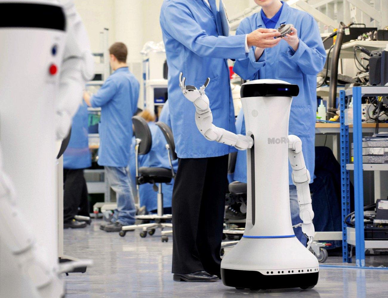 Ewaybot MoRo Mobile Robot