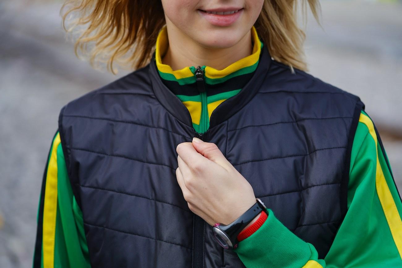 FOOMEXT Smart Heated Vest