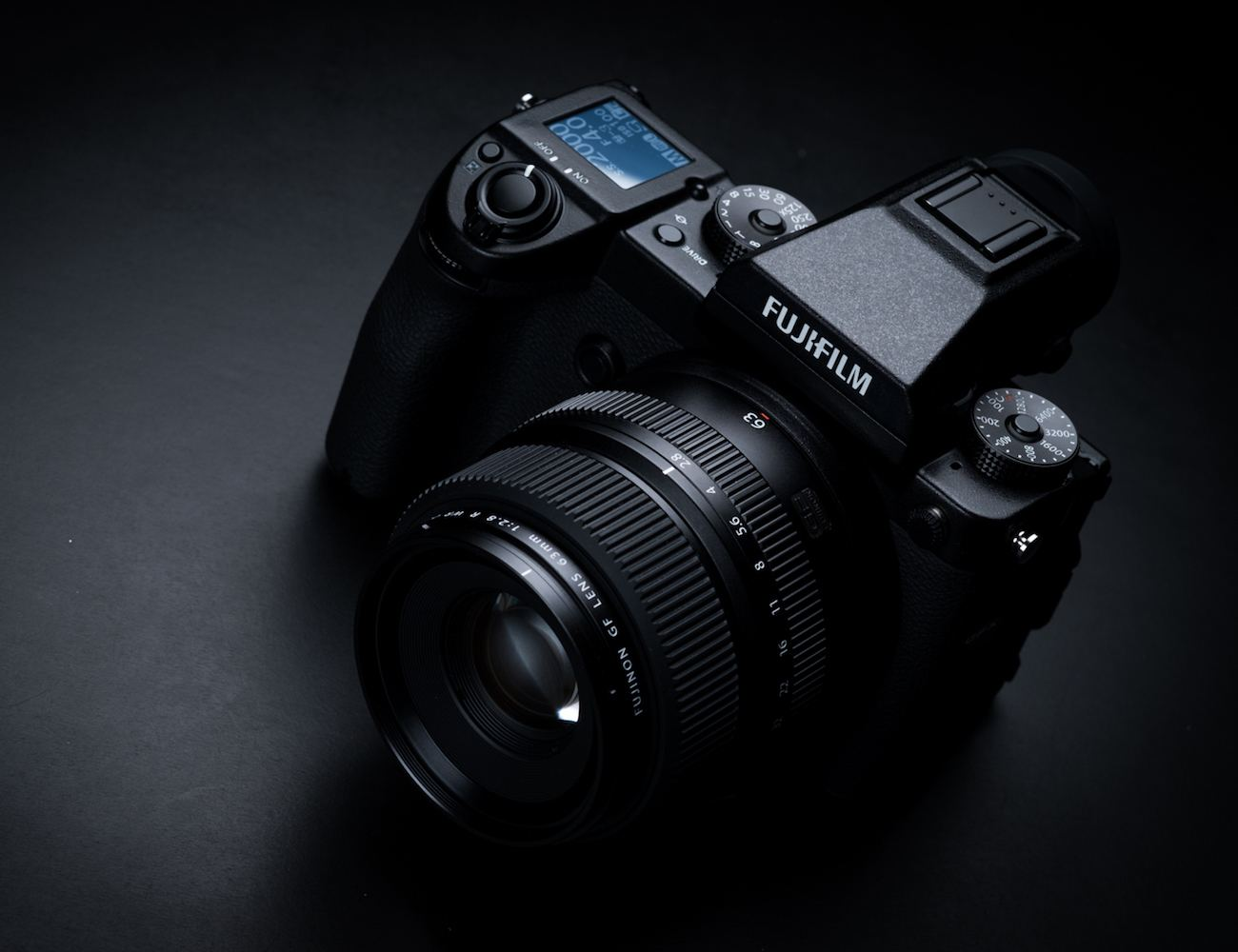 Fujifilm GFX 50S Mirrorless Camera