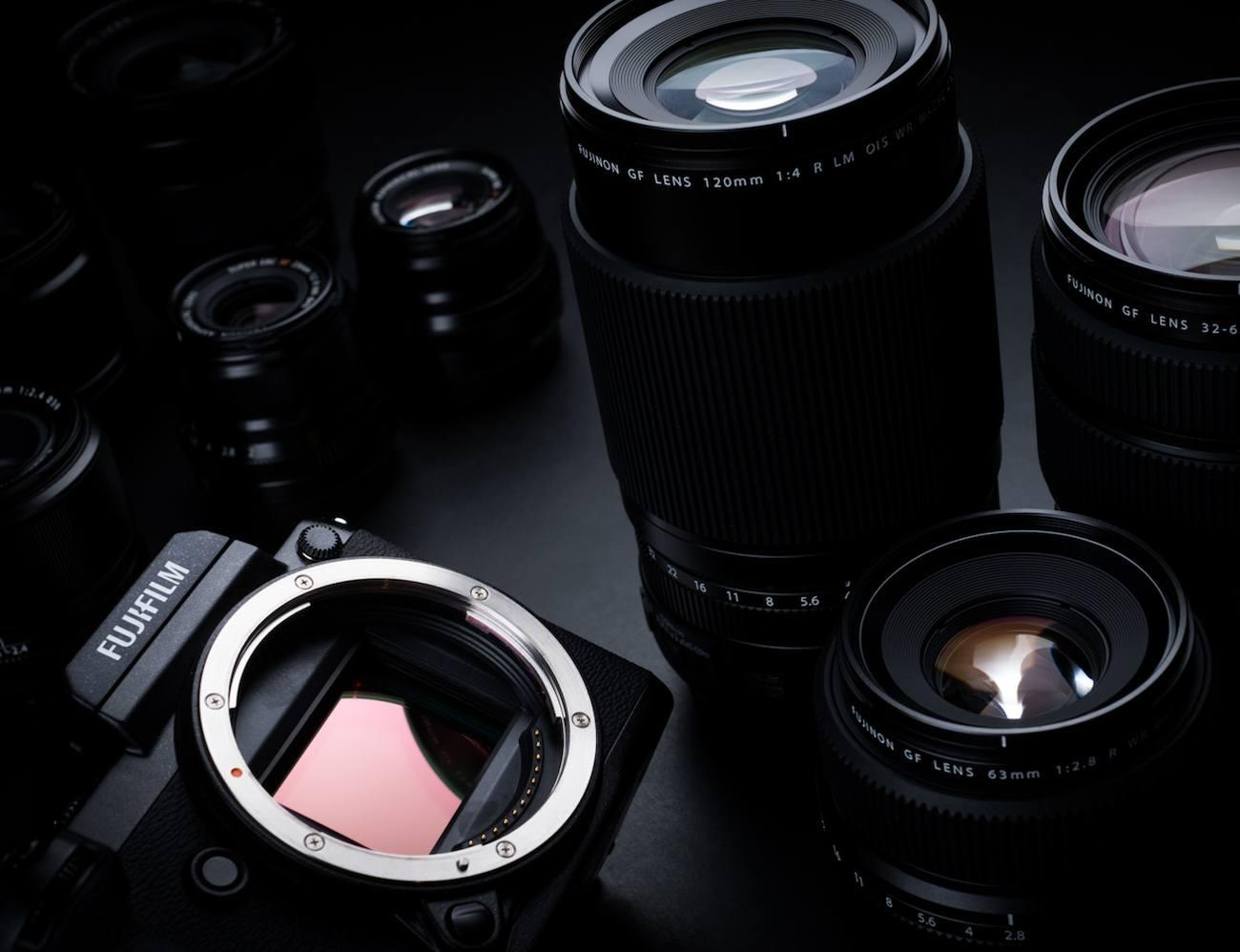Fujifilm GFX 50S Mirrorless Camera