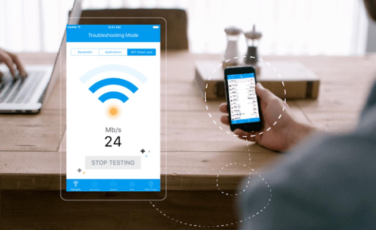 Fingbox Wi-Fi Troubleshooting Device