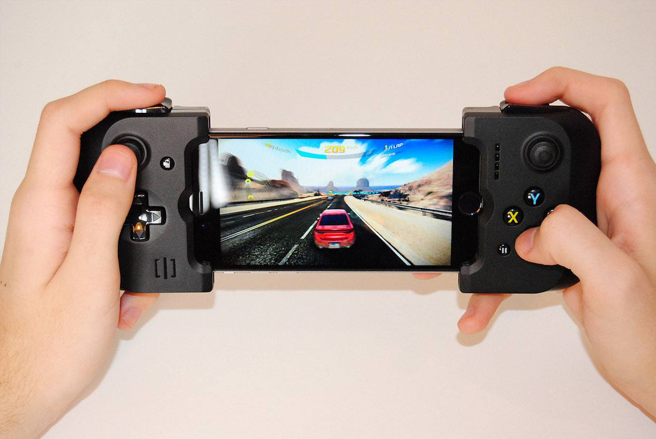 Gamevice iPhone 7 Mobile Controller » Gadget Flow