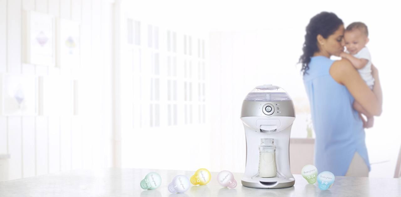 Gerber BabyNes Baby Formula Dispenser