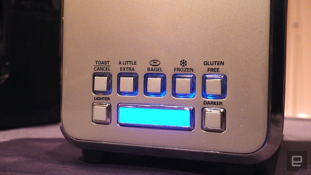 Griffin Connected Toaster