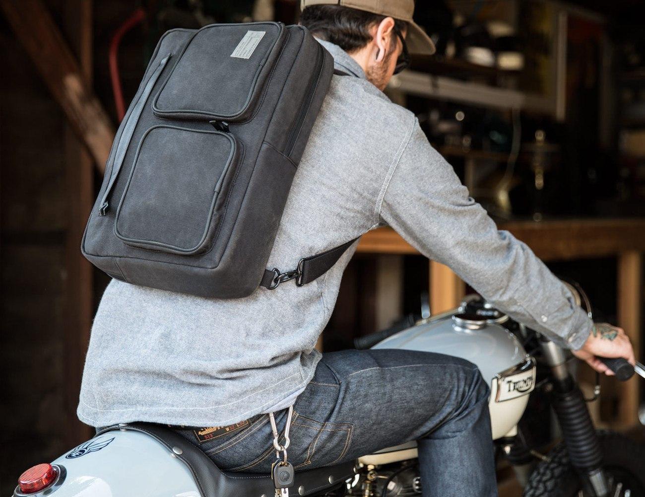 Supply Convertible Laptop Briefcase