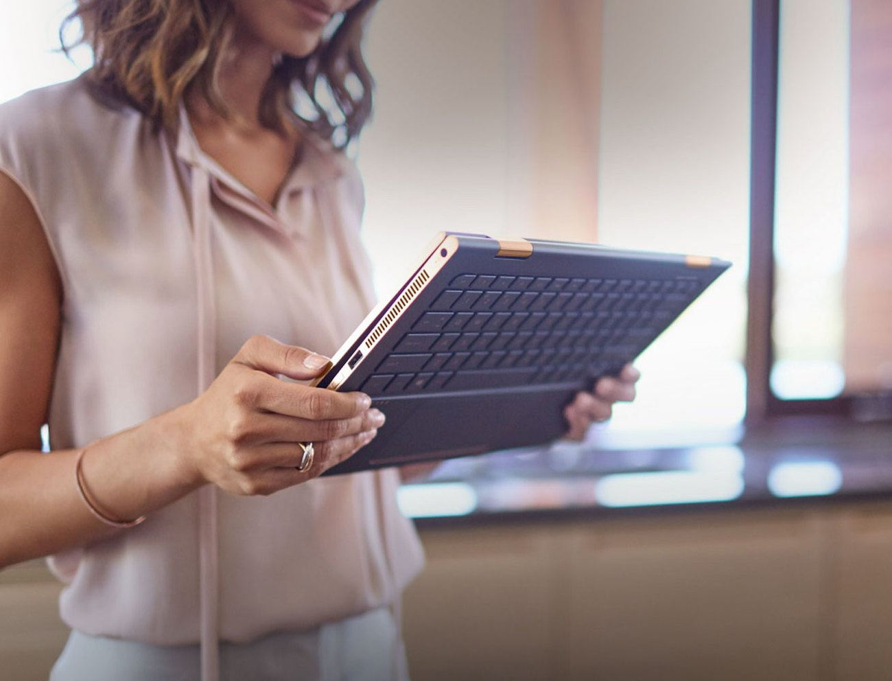 HP 15-inch Spectre x360 Convertible Laptop