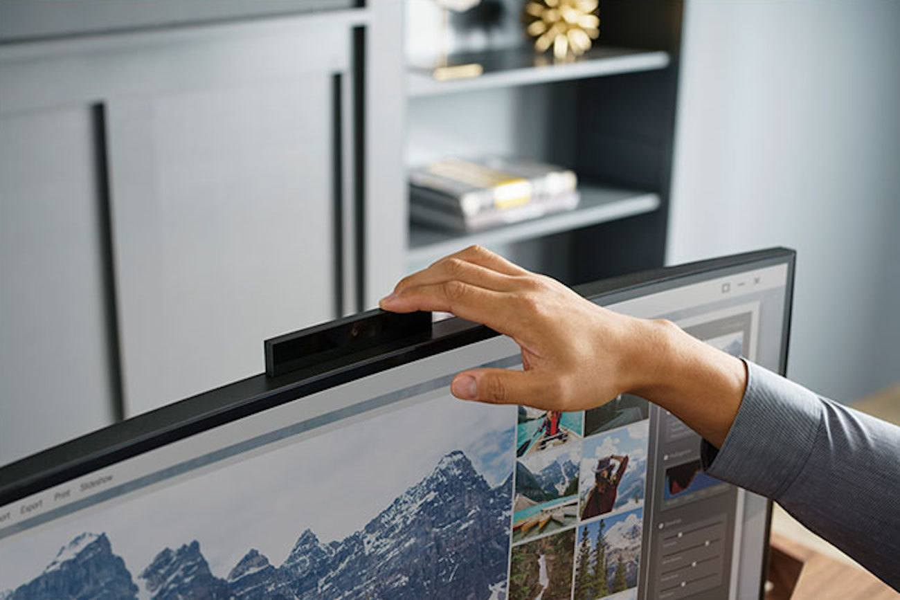 HP Envy Curved Display All-In-One