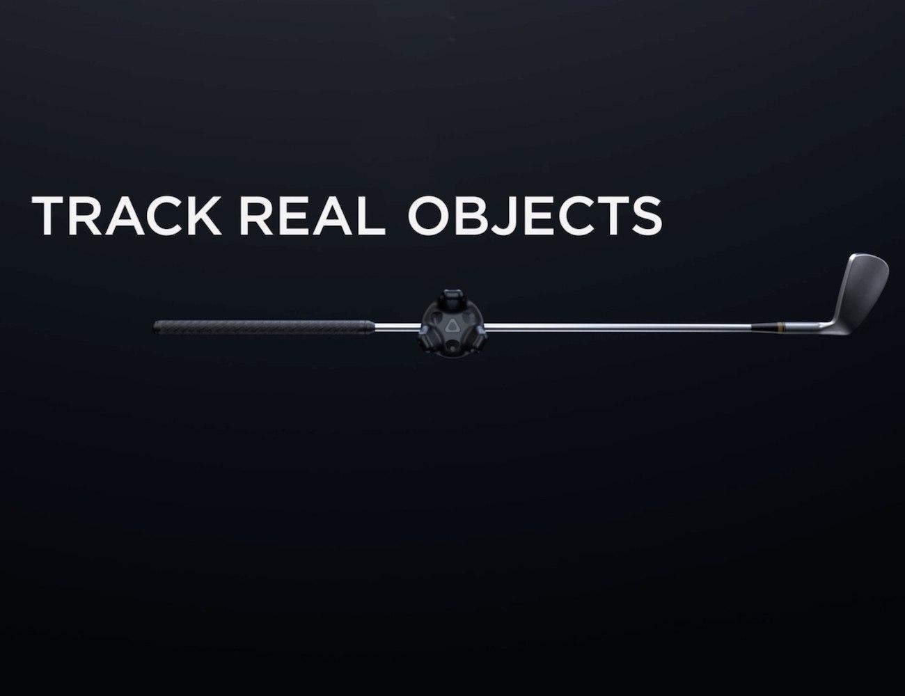 HTC Vive VR Tracker Attachment