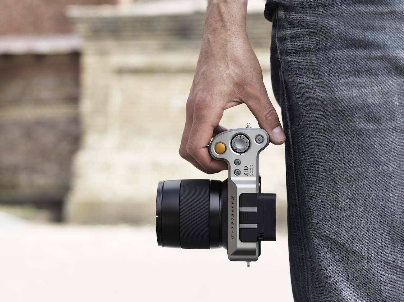 Hasselblad X1D-50C Compact DSLR Camera captures incredible images