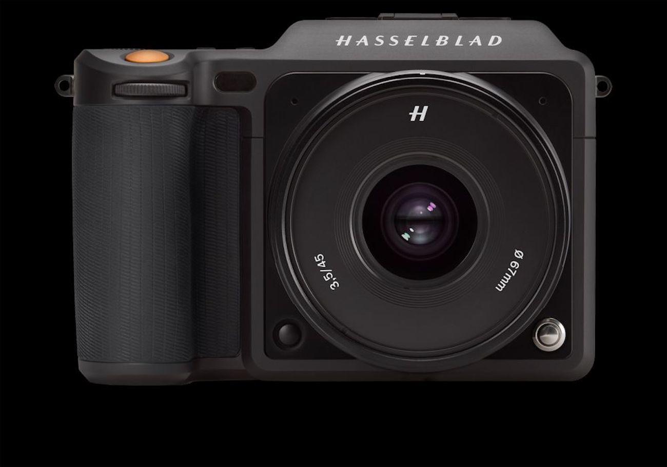 Hasselblad X1D-50c Compact DSLR